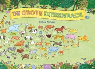 Haluka  Nohana De grote dierenrace