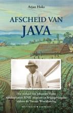 Arjan  Hoks Afscheid van Java