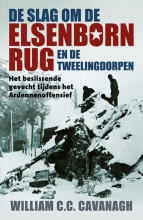 William C.C. Cavanagh , De slag om de Elsenbornrug en de tweelingdorpen