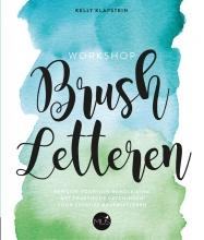 Kelly Klapstein , Workshop Brush letteren