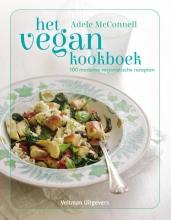 Adele McConnell , Het vegan kookboek