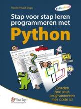 , Stap voor stap leren programmeren met Python