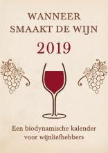 Matthias  Thun Wanneer smaakt de wijn 2019