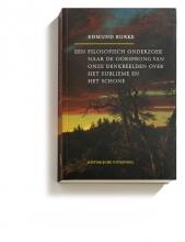 E. Burke , Een filosofisch onderzoek naar de oorsprong van onze denkbeelden over het sublieme en het schone