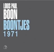 Louis Paul  Boon Boontjes 1971