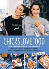 Nina de Bruijn Elise Gruppen-Schouwerwou, Chickslovefood: Het vriezerproof-kookboek