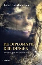Salomonson, Timon Bo De diplomatie der dingen