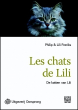 Philip  Freriks Les chats de Lili - grote letter uitgave