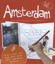 Robin  Bertus Draw your Map Amsterdam- English version