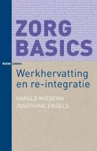 Josephine Engels Harald Miedema, Werkhervatting en re-integratie