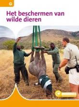 Geert-Jan Roebers , Het beschermen van wilde dieren