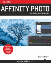 Bob Timroff , Zo werkt Affinity Photo