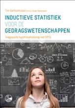 Guido Valkeneers Tim Vanhoomissen, Inductieve statistiek voor de gedragswetenschappen