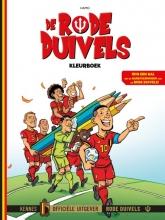 , De Rode Duivels: Kleurboek