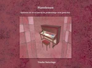 Tineke Swieringa , Pianolessen