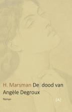 H Marsman , De dood van Angèle Degroux