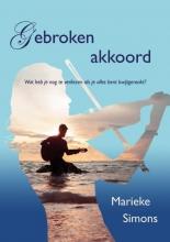 Marieke Simons , Gebroken akkoord