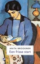 Anita Brookner , Een frisse start