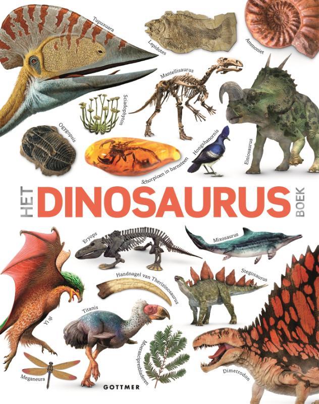 John Woodward,Het dinosaurusboek