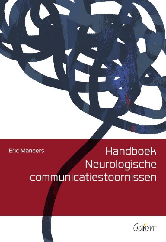Eric Manders,Handboek Neurologische communicatiestoornissen