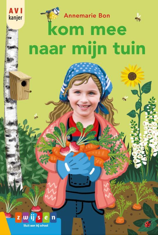 Annemarie Bon,Kom mee naar mijn tuin