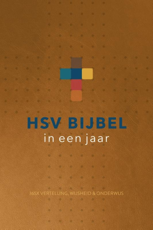 ,HSV Bijbel in een jaar
