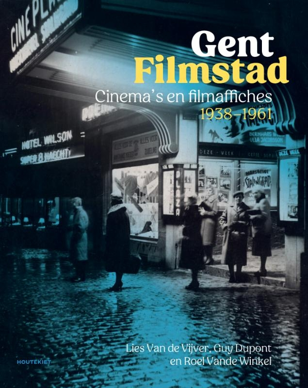 Lies Van de Vijver, Guy Dupont, Roel Vande Winkel,Gent Filmstad