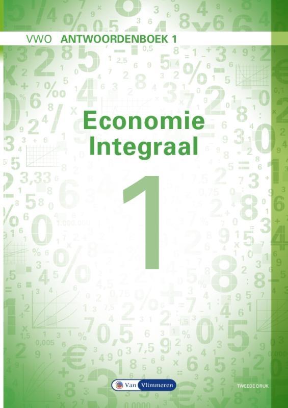 Herman Duijm, Gerrit Gorter,Economie Integraal VWO Antwoordenboek 1