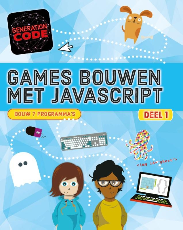 Max Wainewright,Games bouwen met Javascript 1