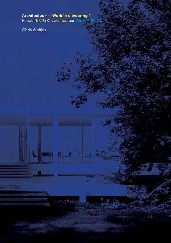 ,Architectuur — Werk in uitvoering