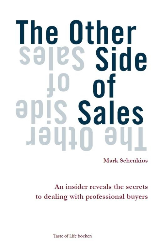 Mark Schenkius,The Other Side of Sales