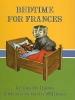 Hoban, Russell,Bedtime for Frances