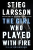 Larsson, Stieg,Girl Who Played with Fire