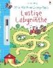 Greenwell, Jessica,Mein Wisch- und Weg- Buch: Lustige Labyrinthe