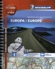 ,<b>Atlas Michelin Europa 2018</b>