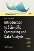 Mark H. Holmes,Introduction to Scientific Computing and Data Analysis