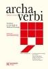 ,Archa Verbi, Volume 12/2015