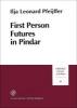 Pfeijffer, Ilja Leonard,First Person Futures in Pindar