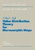 Stoll, Wilhelm,Value Distribution Theory for Meromorphic Maps