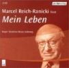 Reich-Ranicki, Marcel,Mein Leben. 2 CDs
