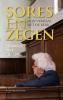 Pieter de Jong,Sores en zegen