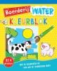 ,<b>Waterkleurblok Boerderij</b>