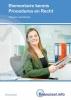 ,Financieel.info Elementaire kennis Procedures en Recht Theorieboek/Werkboek
