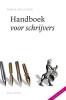 Maaike  Molhuysen,Handboek voor schrijvers 2014