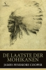 <b>James  Fenimore Cooper</b>,De laatste der Mohicanen