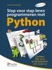 ,Stap voor stap leren programmeren met Python