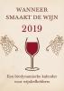 Matthias  Thun,Wanneer smaakt de wijn 2019
