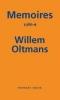 Willem  Oltmans,Memoires Willem Oltmans Memoires 1986-B