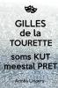 <b>Arinka  Linders</b>,Gilles de la Tourette