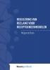 Mirjam de Bruin ,Regulering van reclame voor receptgeneesmiddelen
